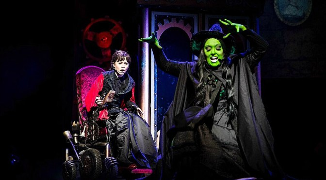 WILLOUGHBY THEATRE COMPANY PRESENTS 'WICKED' @ THE CONCOURSE CHATSWOOD
