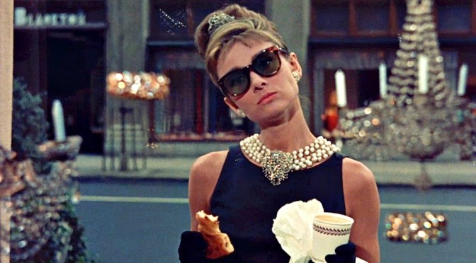 BREAKFAST AT TIFFANY'S : A LOVELY TRIP DOWN MEMORY LANE