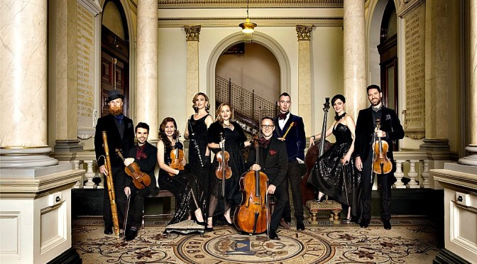 AUSTRALIAN HAYDN ENSEMBLE : MOZART'S OBOE AND THE HUNT