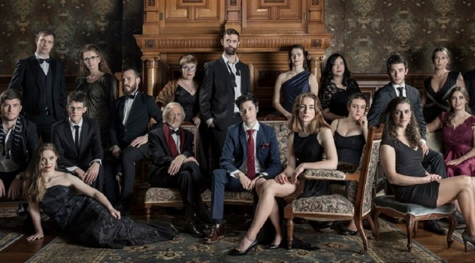 AUSTRALIAN CHAMBER CHOIR @ ST MARY'S CATHEDRAL CRYPT