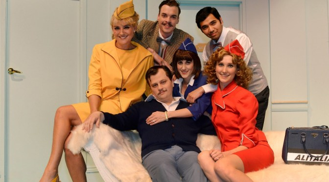 BOEING BOEING : HIGH FLYING FARCE @ ROCKDALE THEATRE GUILD