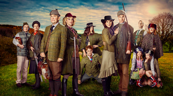DVD GIVEAWAY : COMPLETE SERIES ONE AND TWO OF 'THE WINDSORS'
