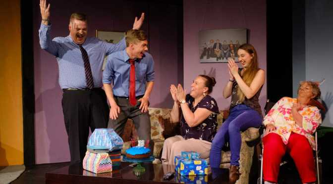 ACCORDING TO OTTO by Wayne Tunks at The Depot Theatre Marrickville