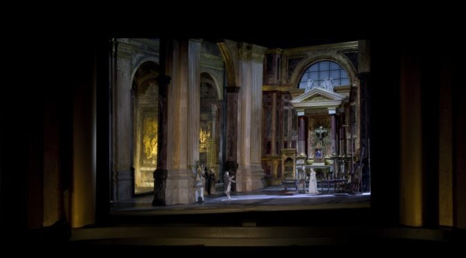 TOSCA ON THE BIG SCREEN