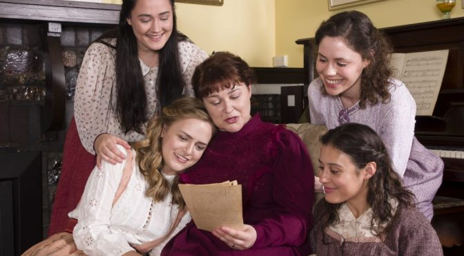 ARE YOU A BETH OR A JO? LITTLE WOMEN THE MUSICAL IS BACK