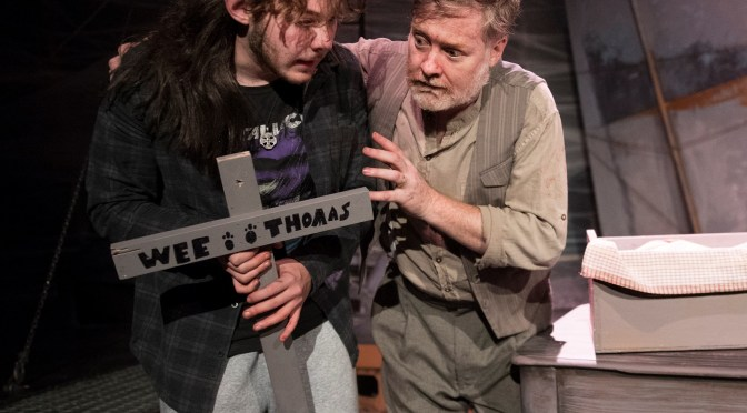THE LIEUTENANT OF INISHMORE: A CAT AMONG THE PIGEONS