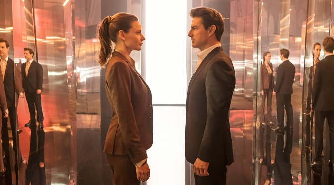 MISSION IMPOSSIBLE FALLOUT in Cinemas from 2nd August 2018