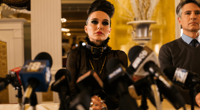 VOX LUX. STYLED AND STYLISH YET SURPRISINGLY NARRATIVE