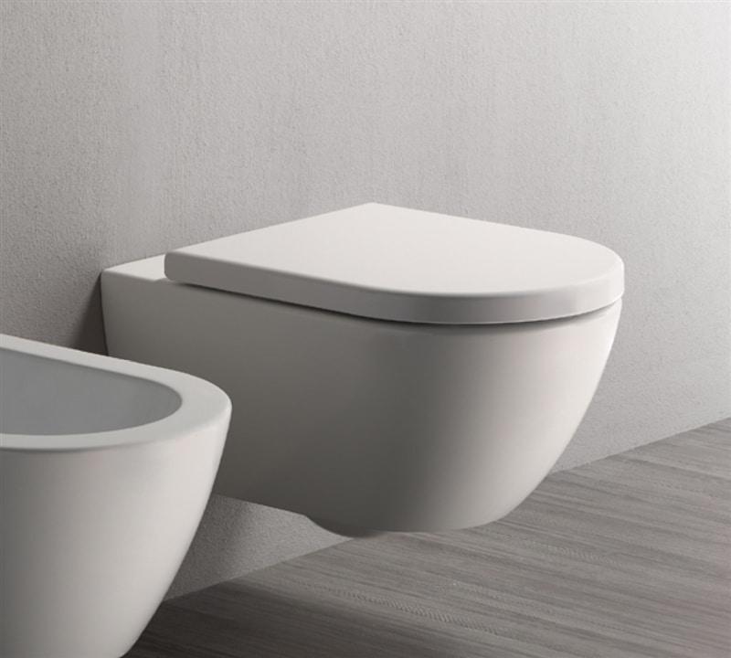 Astra Walker Pura Wall Hung Toilet Matt White  Sydney Tap
