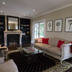 French Provincial Living Rooms Bay Window Treatments For Room Style Your Home With A Timeless Look Sydney Blinds