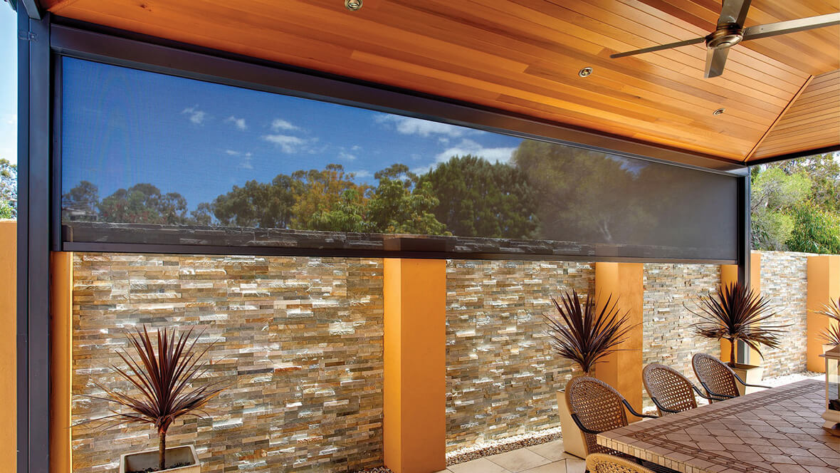 Zipscreen Awnings Sydney Blinds