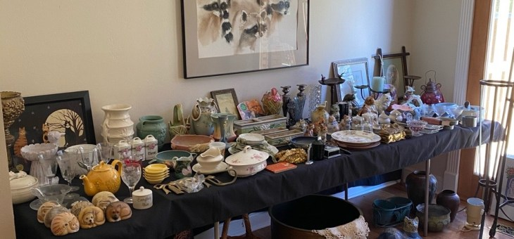 11-7-20 Crafton – 607 Briarleaf Drive 15205. 7:30-3:00 Pittsburgh Estate Sales