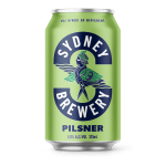Sydney Brewery Pilsner Cans
