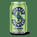Sydney Brewery Pilsner Cans