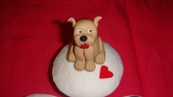 RSPCA cupcake