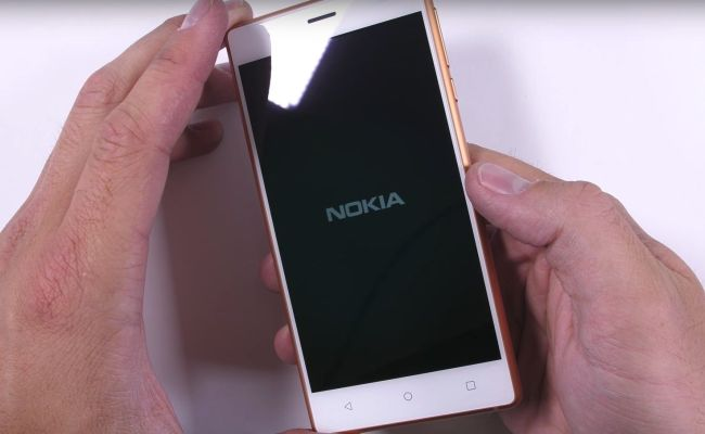 Nokia 3 Budget Android Phone Passes Durability Test With