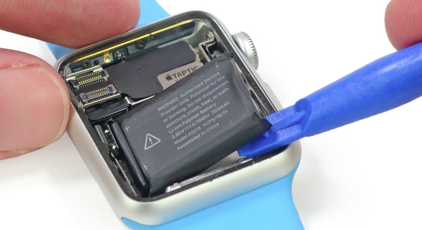 Apple Watch: How much does it cost for battery replacement