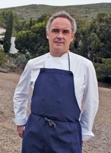 Ferran Adria in Australia