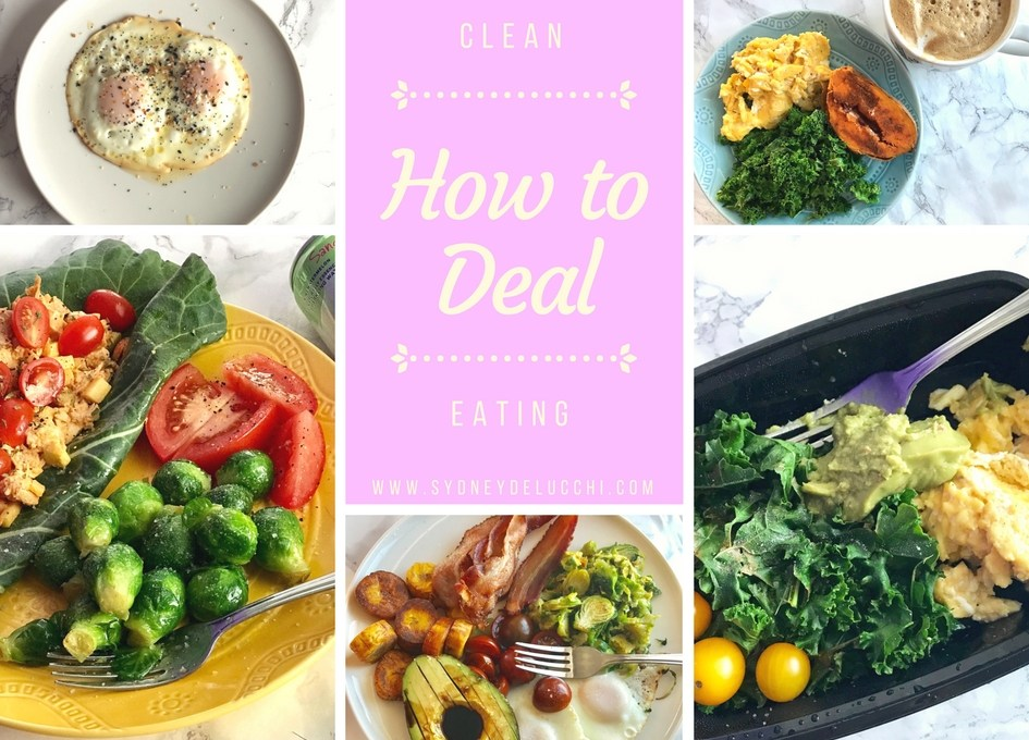 Clean Eating Challenges & How to Deal