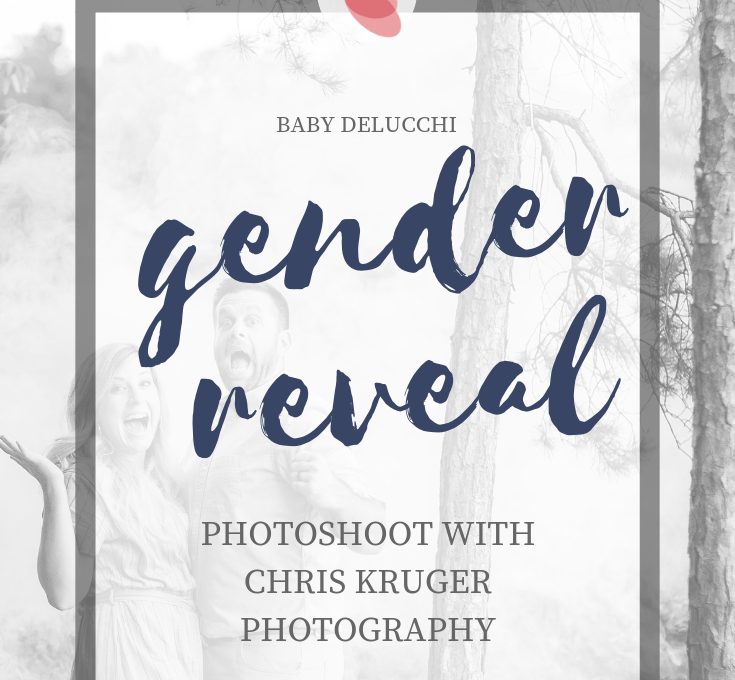 Gender Reveal with Chris Kruger Photography
