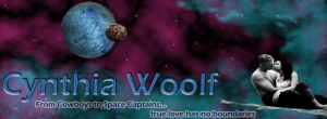Cynthia Woolf's banner