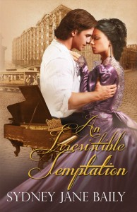 Irresistible Temptation book cover