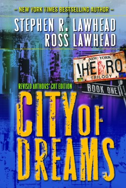 City of Dreams is book 1 of the !Hero Trilogy