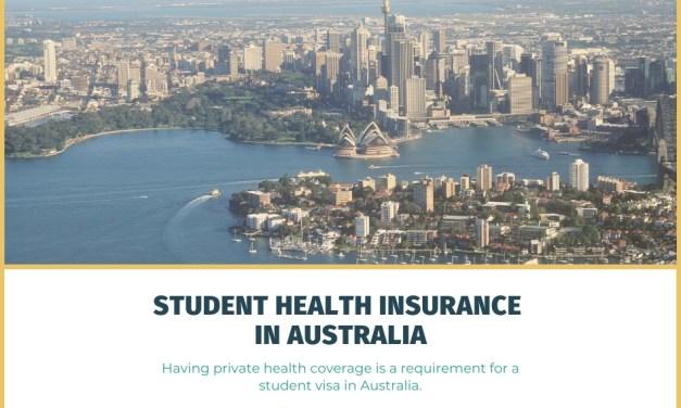 Student Health Insurance in Australia