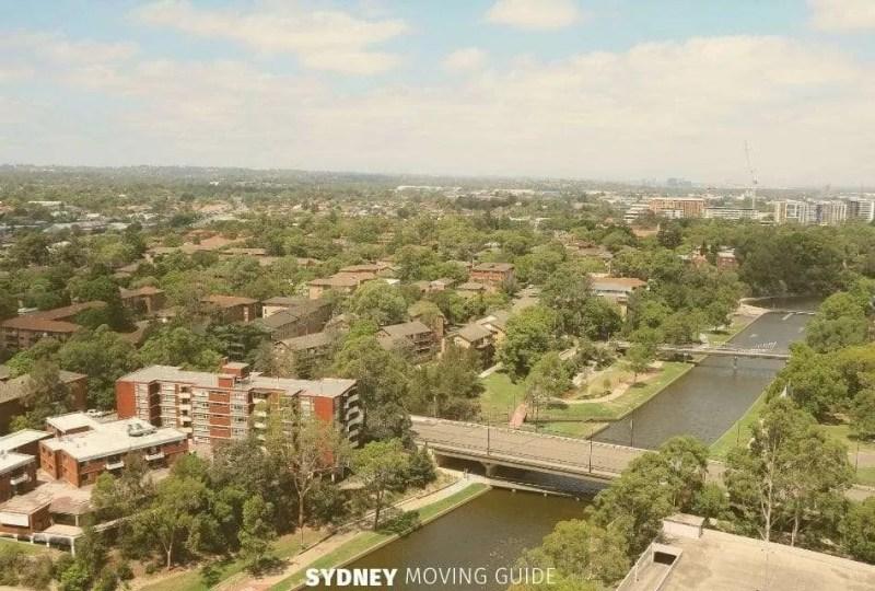 Sydney Suburbs Guide - Parramatta