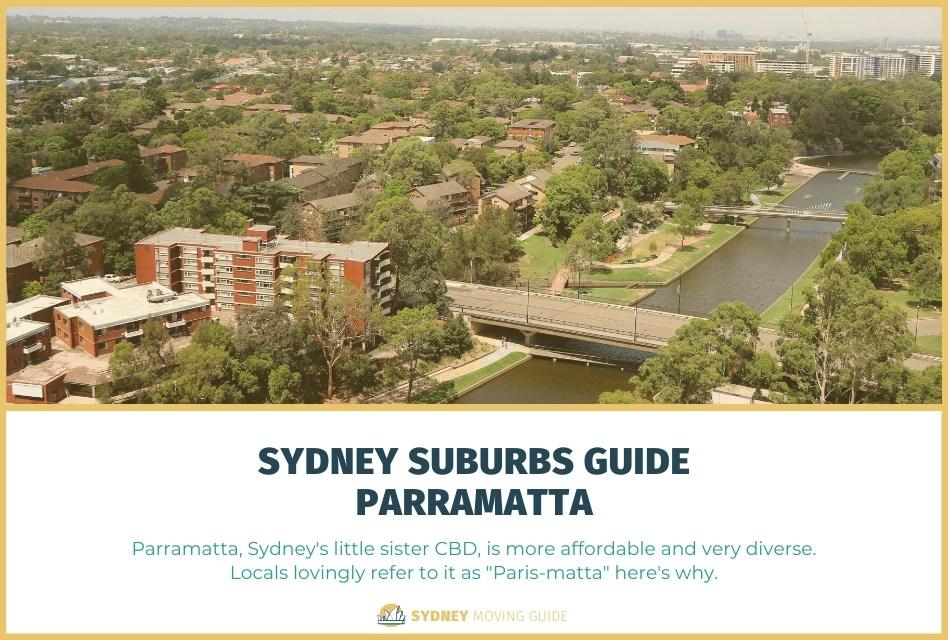 Sydney Suburbs Guide: Parramatta