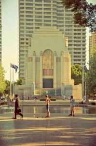 anzac war memorial sydney