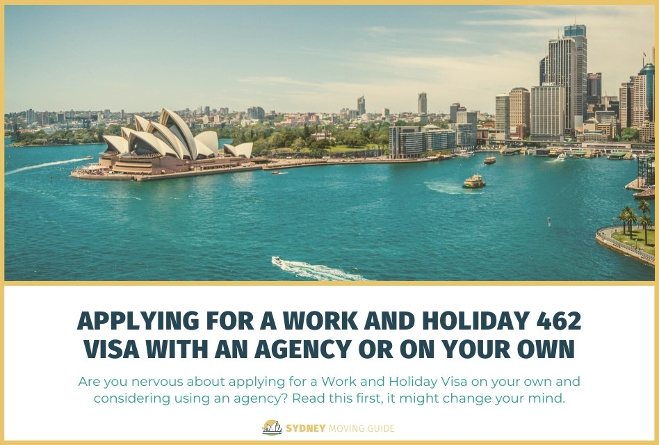 Applying for a Work and Holiday 462 Visa With an Agency or on Your Own