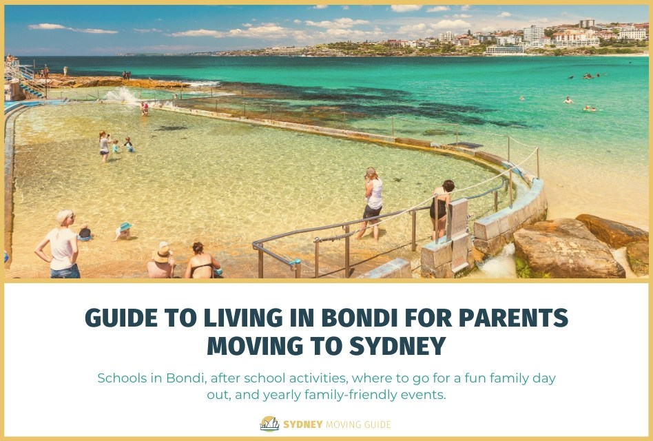 Guide to Living in Bondi for Parents Moving to Sydney