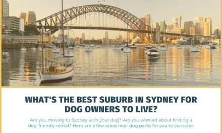 What's the Best Suburb in Sydney for Dog Owners?