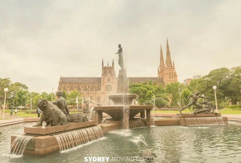 Free Sydney Walking Tour: A Quick, Easy City Center Loop
