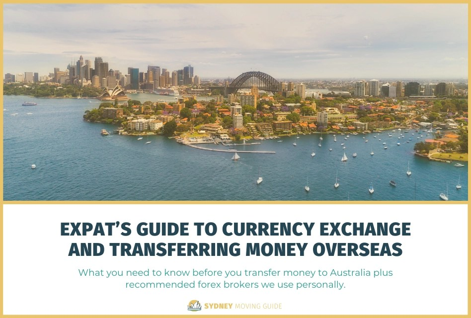 Expat's Guide to Currency Exchange and Transferring Money Overseas