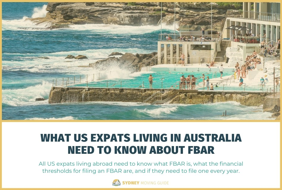 What US Expats Living in Australia Need to Know About FBAR