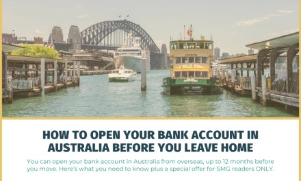 How to Open Your Bank Account in Australia Before You Leave Home