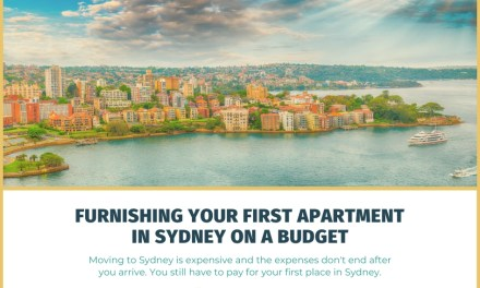 Furnishing Your First Apartment in Sydney on a Budget