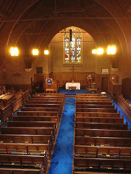 St John S Uniting Church Wahroonga