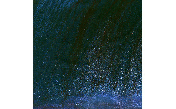 LN - 5A (Dustfall in Orion), 2010-13. Oil on canvas, 130 x 130cm small
