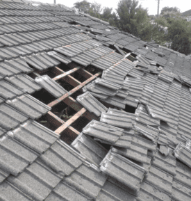 storm damage repair sydney