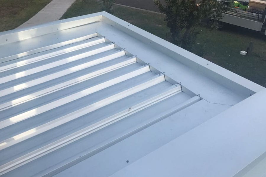 colorbond roof replacement sydney north beaches