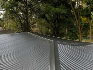 metal roof sydney west