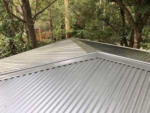 colorbond roof sydney south