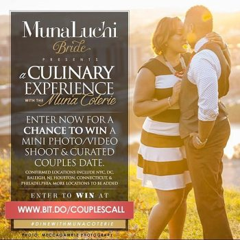 A Culinary Experience with the Muna Coterie