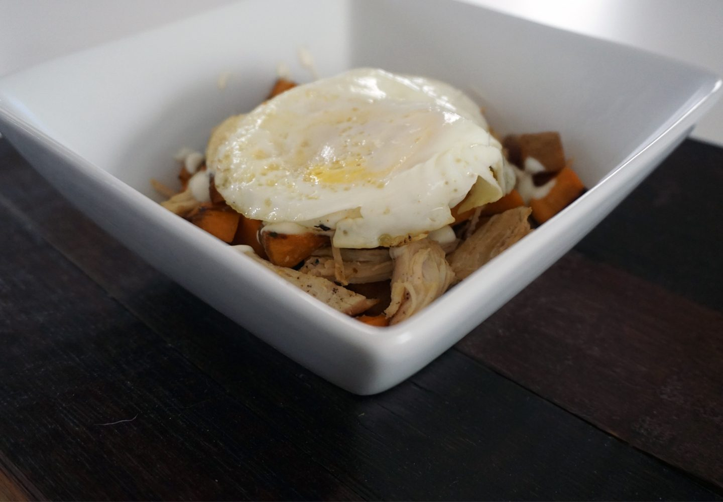 Easy Sweet Potato Hash - Sydni Denise - 1
