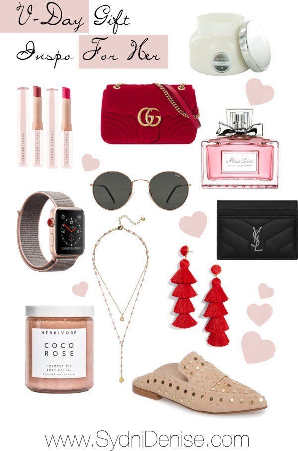 Valentine's Day: Gift Guide Inspo For Her