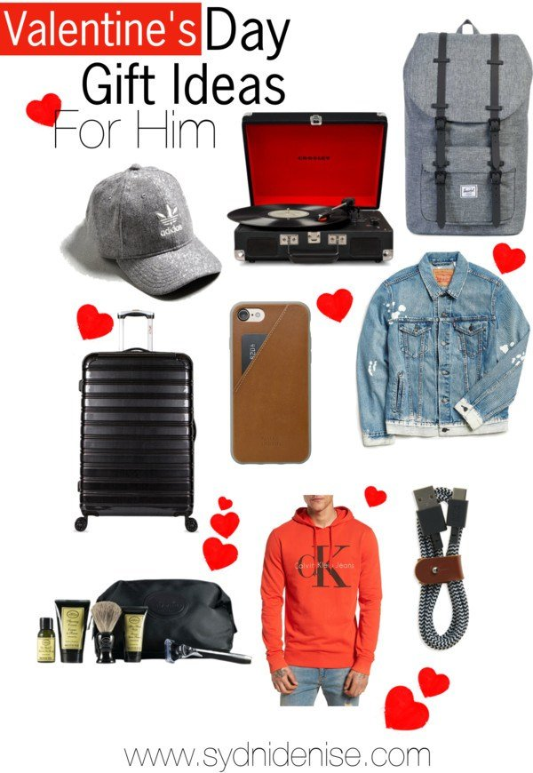 Valentine's Day: Gift Idea's For Him