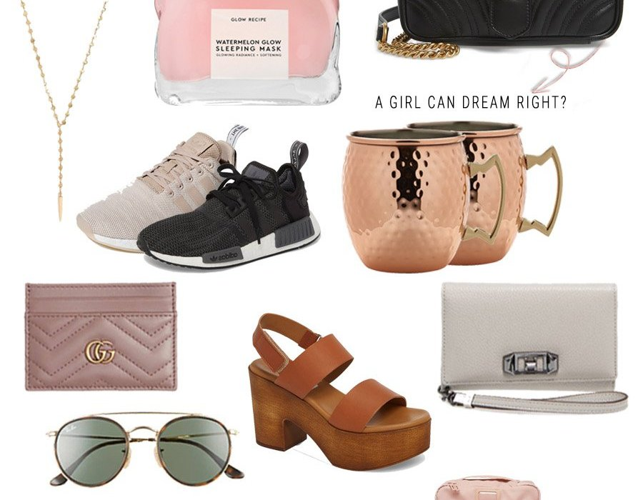 My 25th Birthday Wishlist